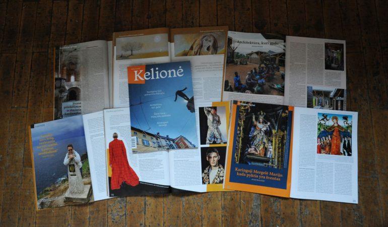 """Žurnalas """"Kelionė"""": apie kasdienybės išmintį"""