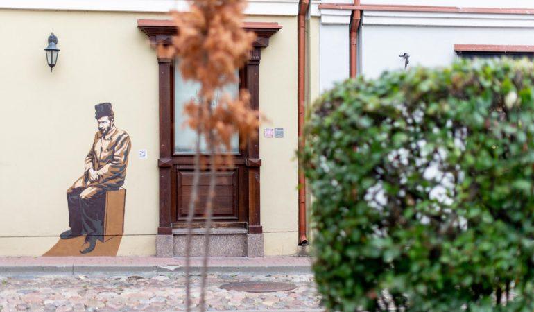 Kuo gyvena Lietuvos žydai. Pokalbis su Simonu Gurevičium