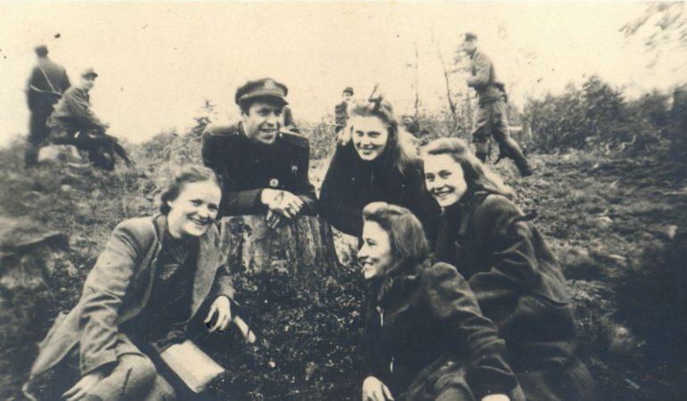 Prieš 70 metų žuvo partizanai Antanas Slučka-Šarūnas su žmona Joana Railaitė-Neringa