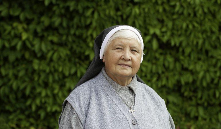 """Ses. Genovaitė Rita Navickaitė SF: """"Metai kalėjime–  didelė Dievo dovana"""""""