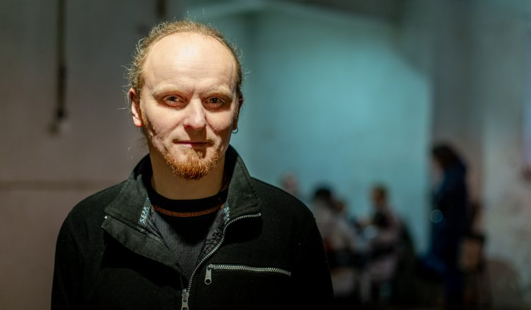 Evgenios Levin nuotrauka