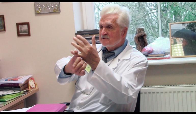 Pokalbis su psichiatru A. Alekseičiku: kaip priimti senėjimą? (video)