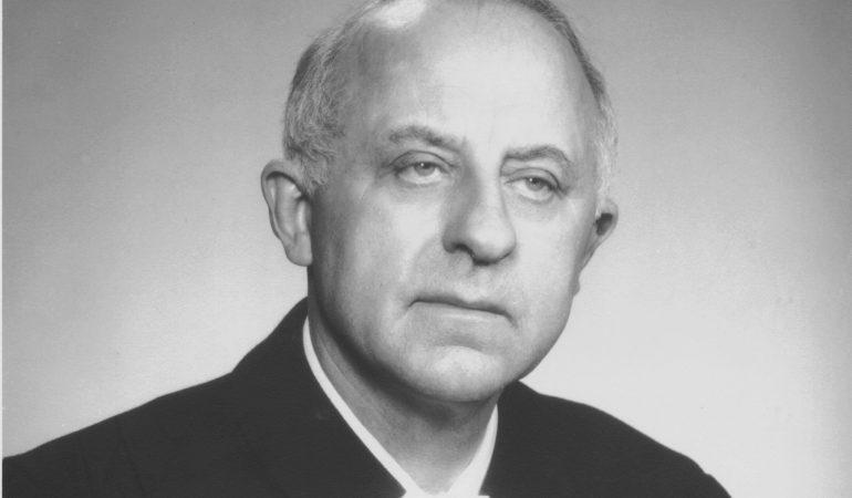 Pirmasis išeivijos evangelikų liuteronų kunigas senjoras Jonas Pauperas