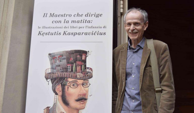 66-eri K. Kasparavičiaus metai: be jo lietuvių vaikų literatūros jau neįsivaizduojame