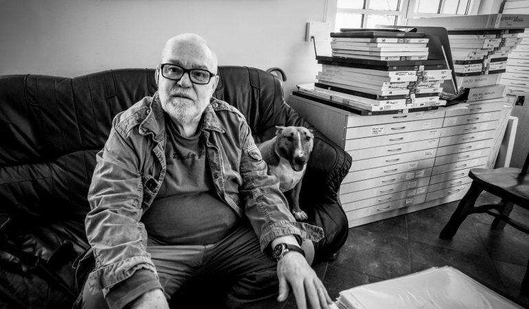 Fotomenininkas Antanas Sutkus, 2018