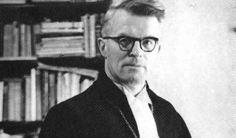 Kunigas dr. Robertas E. Feldmanis