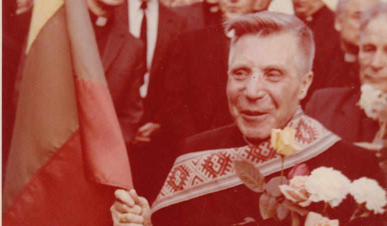 Kardinolo Vincento Sladkevičiaus šimtmetis