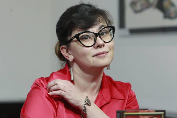 """""""Lazario moterų"""" autorė M. Stepnova sugrįžta su nauju romanu """"Sodas"""""""