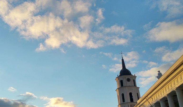 Prieš 32 metus tikintiesiems grąžinta Vilniaus arkikatedra