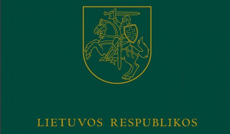 Lietuvos Respublikos Konstitucijos gimtadienis