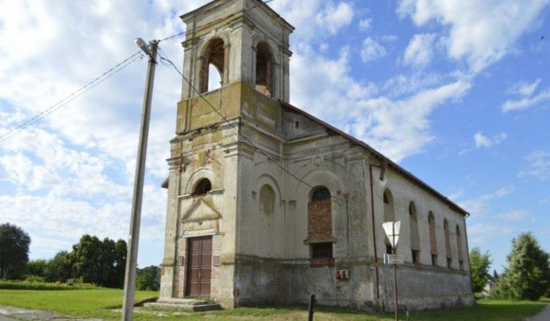 Evangelikų liuteronų bažnyčia Virbalyje. (nuotrauka iš liuteronai.lt)