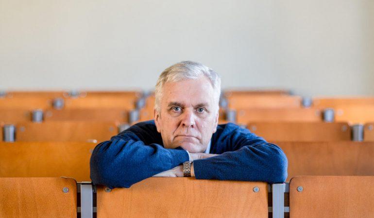 Alvydas Jokubaitis. E. Levin nuotrauka