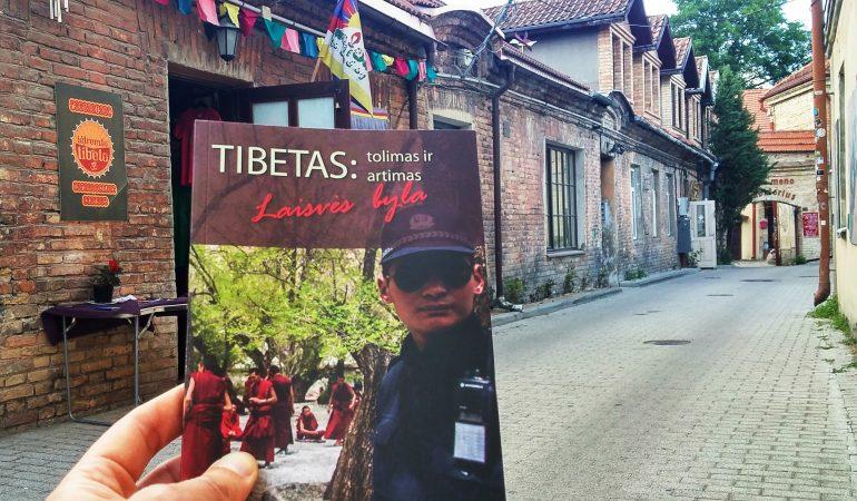 """Išleista knyga """"Tibetas: tolimas ir artimas. Laisvės byla"""""""