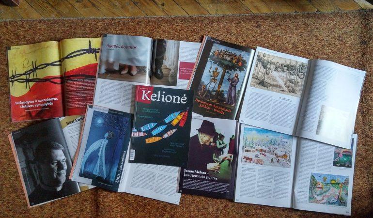 """Žurnalas """"Kelionė"""": apie kasdienybės pamokas"""