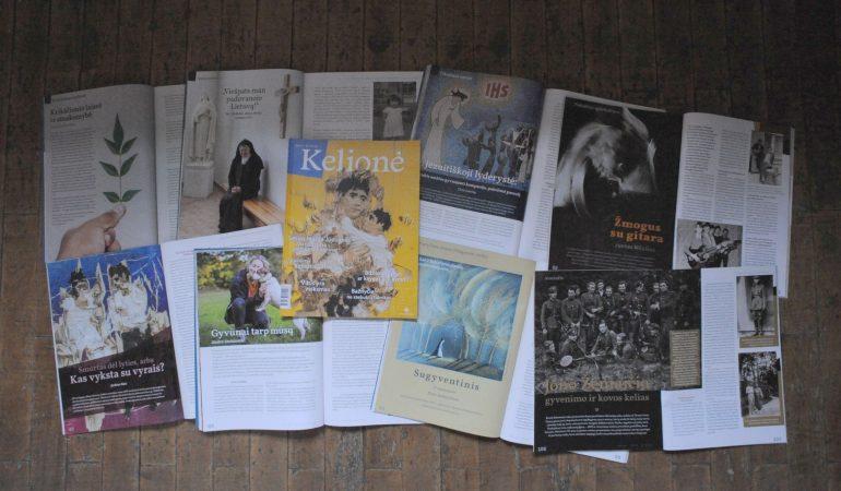"""Žurnalas """"Kelionė"""": istorijos, kurios nesibaigia"""