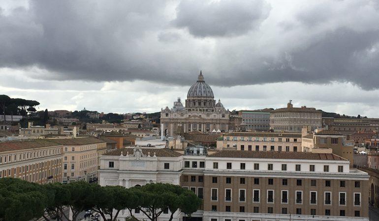 Vatikanas. D. Navickaitės nuotrauka