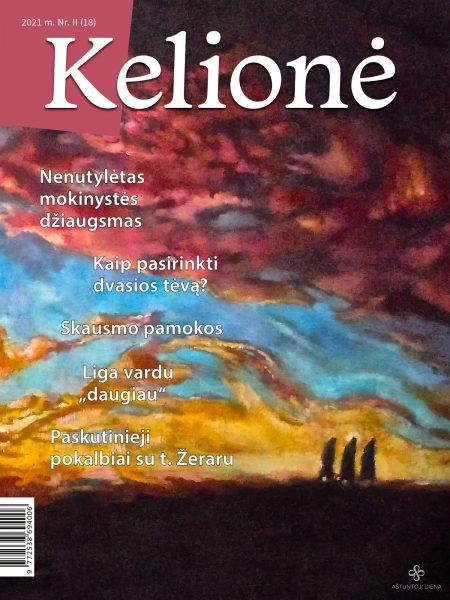 žurnalas Kelionė 2021 m. Nr. II