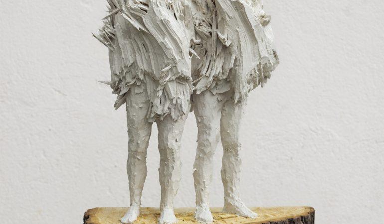 Edvardo Racevičiaus skulptūra