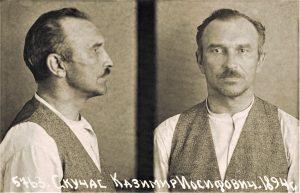 Liepos 30-oji istorijoje. K. Skučo egzekucija