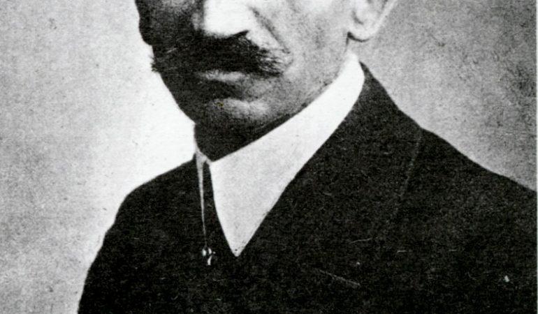 Jokūbas Stikliorius apie 1920 m.