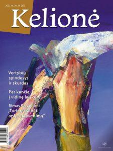 Žurnalas Kelionė 2021 m. Nr. III viršelis